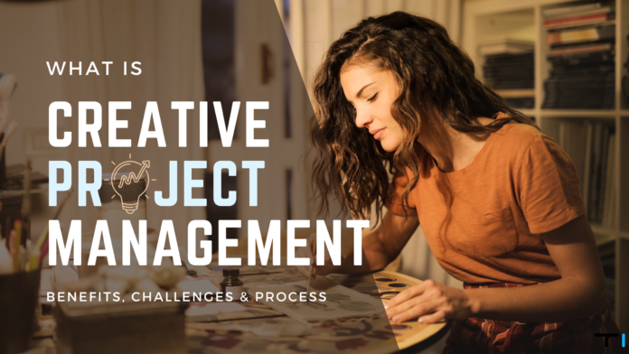 featured image of creative project management