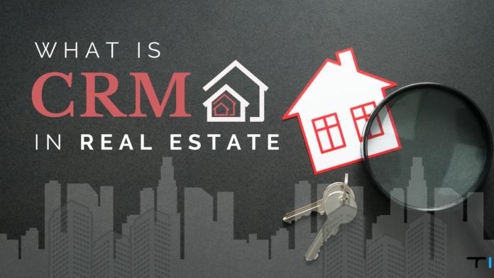 featured image of crm in real estate