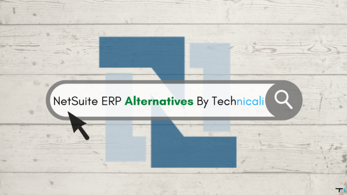 featured image of netsuite erp alternatives